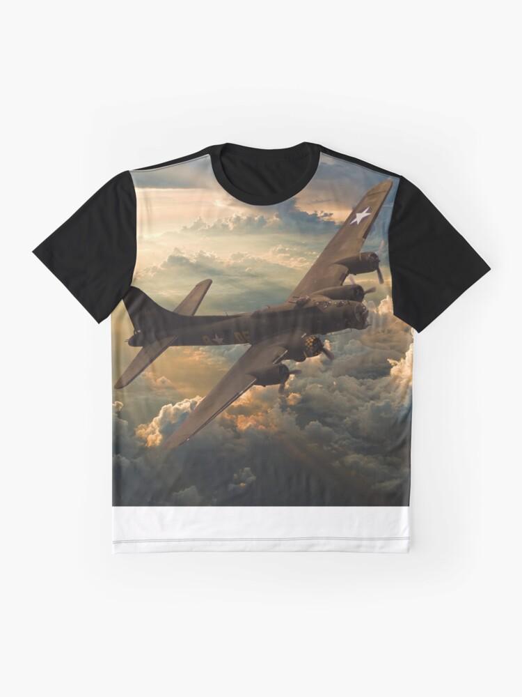 Alternative Ansicht von Sonnenuntergang Sally Grafik T-Shirt