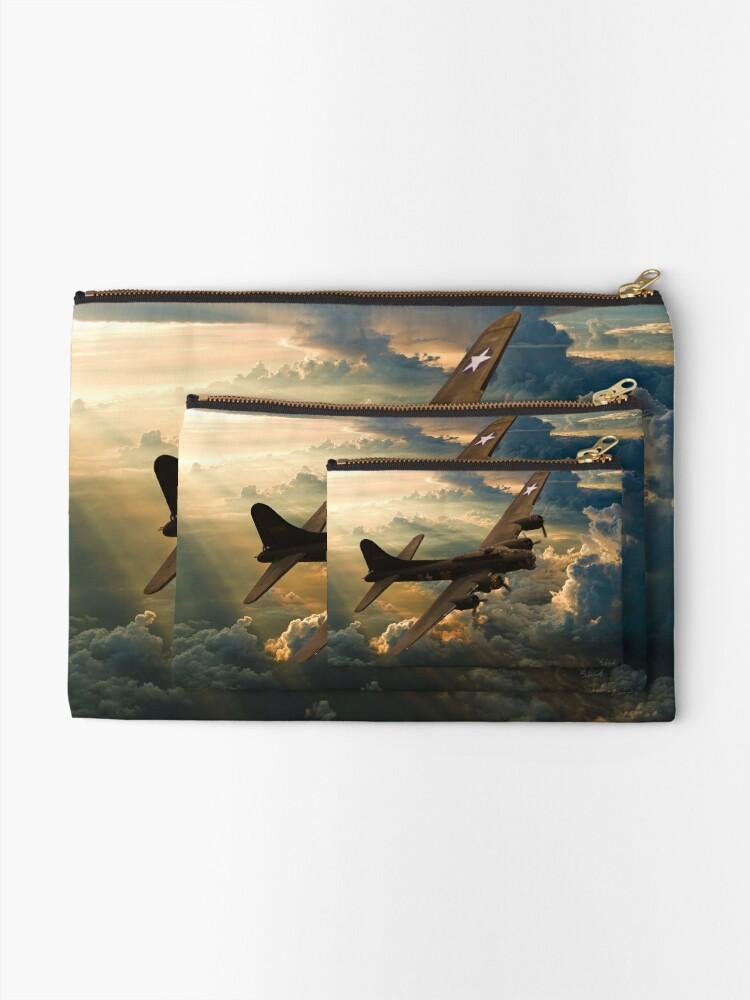 Alternative Ansicht von Sonnenuntergang Sally Täschchen