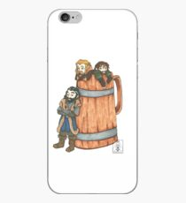 Flagon Full of Dwarves iPhone Case