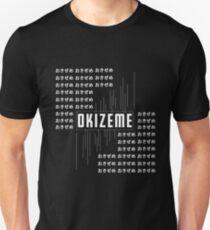 OKIZEME - Fighting Game Lo-Fi T-Shirt Slim Fit T-Shirt
