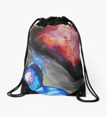 Sacred Knowledge Drawstring Bag