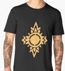 Rohirrim Shield Emblem Men's Premium T-Shirt