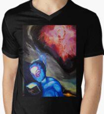 Sacred Knowledge Men's V-Neck T-Shirt
