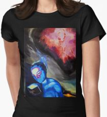 Sacred Knowledge Women's Fitted T-Shirt