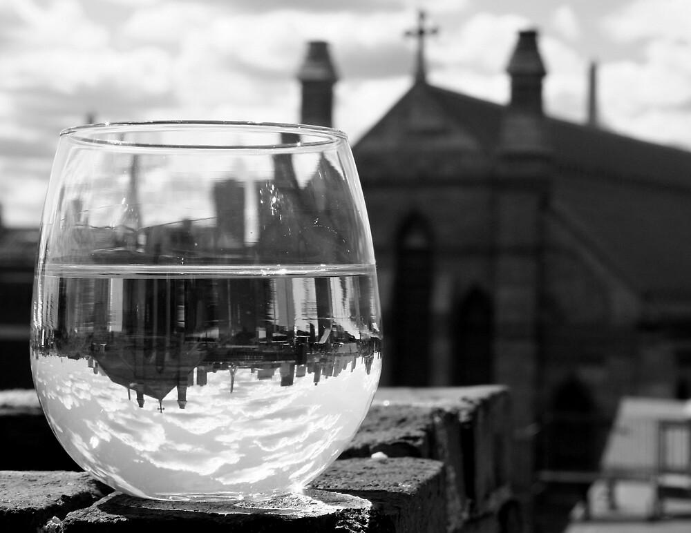 Wineglass in Charlestown by acpolkowski
