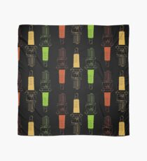 Spark Plugs Traffic Light Colours Scarf