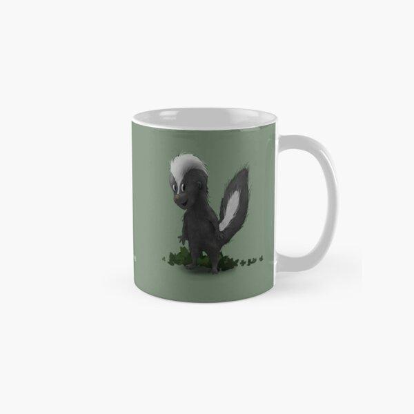 Two Moods of Skunk Classic Mug