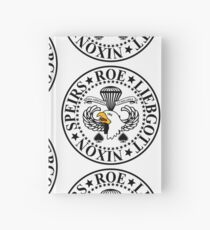 Band of Brothers Crest Hardcover Journal