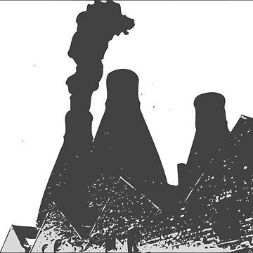 Smoke on Trent by TheShirtShopUK