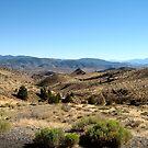 somewhere in the sierras by Nicole M. Spaulding