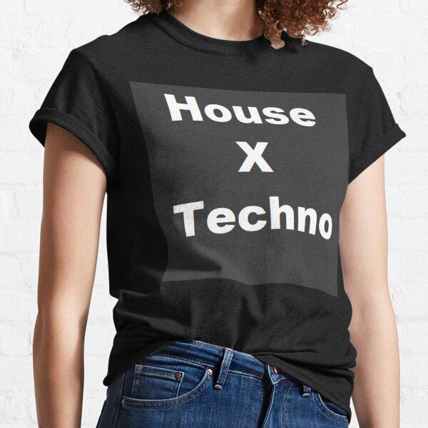 House X Techno Classic T-Shirt