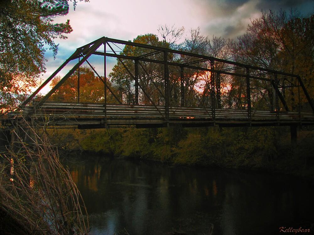 Sunset at Tull Bridge  by kelleybear