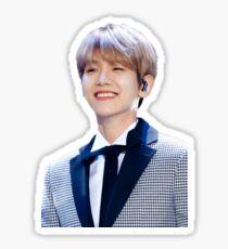 EXO Baekhyun lächelnd Sticker