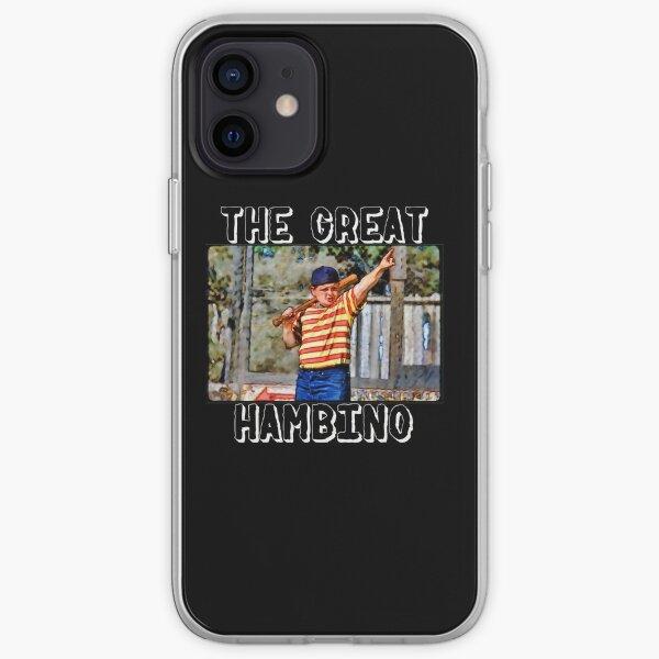the great hambino - the sandlot iPhone Soft Case