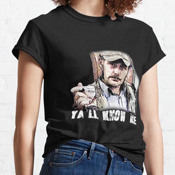 Quint- Jaws Classic T-Shirt