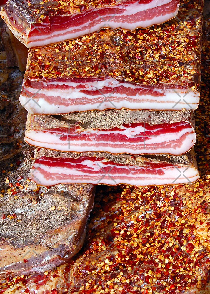 Bacon by monica palermo