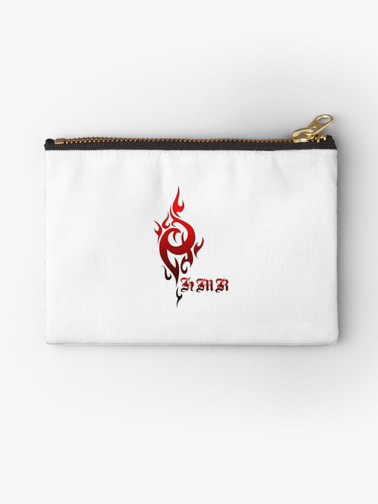 'K: Return of Kings - HOMRA Insignia (Red Clan)' Zipper Pouch by  Fireseed-Josh