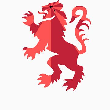 Lion Rampant by memphisto