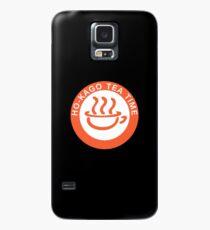 K-ON! - Hōkago Tea Time (Alt Logo) Case/Skin for Samsung Galaxy