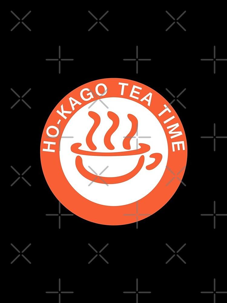 K-ON! - Hōkago Tea Time (Alt Logo) by Fireseed-Josh