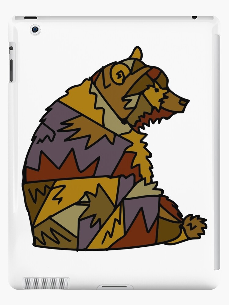 Geo Bear by saschart