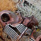 lavender engine by Nicole M. Spaulding