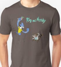 Regular Show- Rig and Mordy T-Shirt