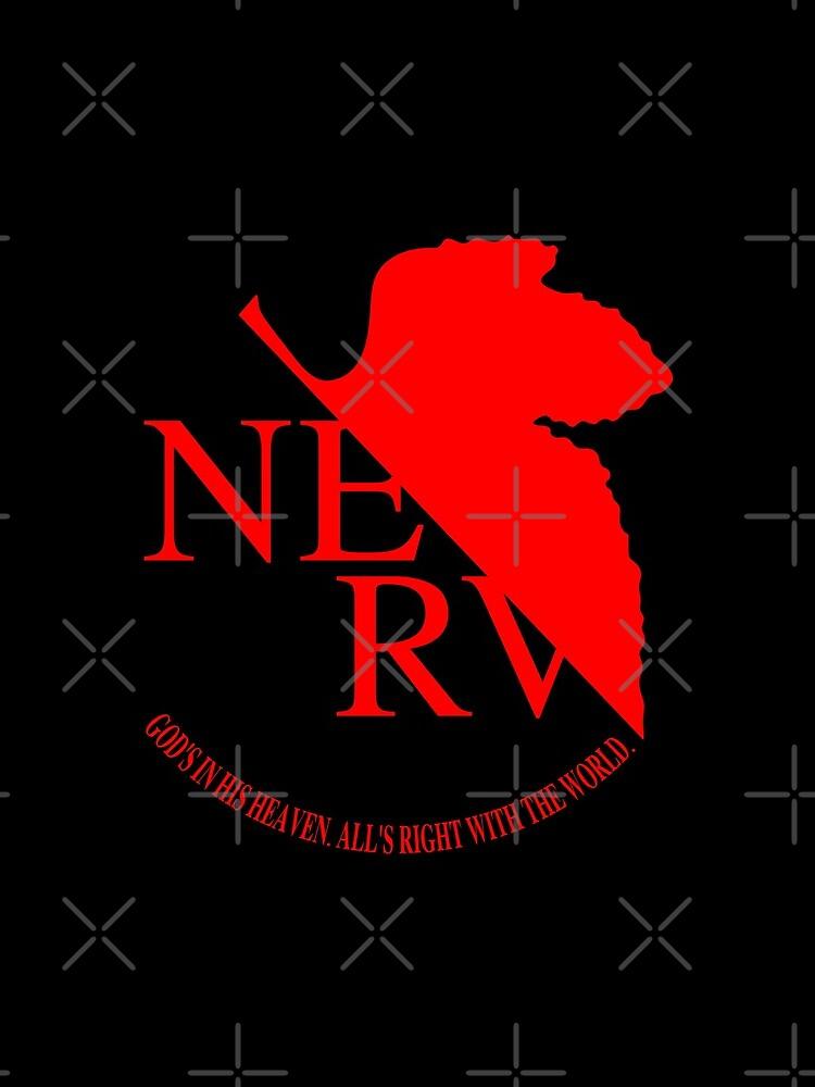 NERV Logo by Fireseed-Josh