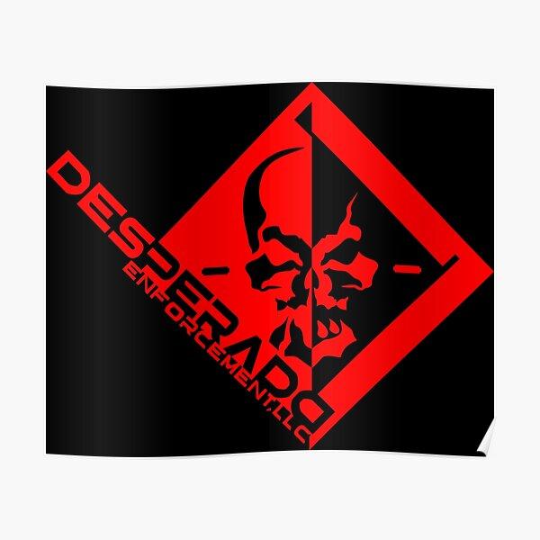 Metal Gear Rising - Desperado Enforcement Poster