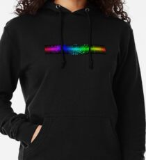 One ring color Leichter Hoodie
