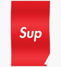 Sup Bape Poster