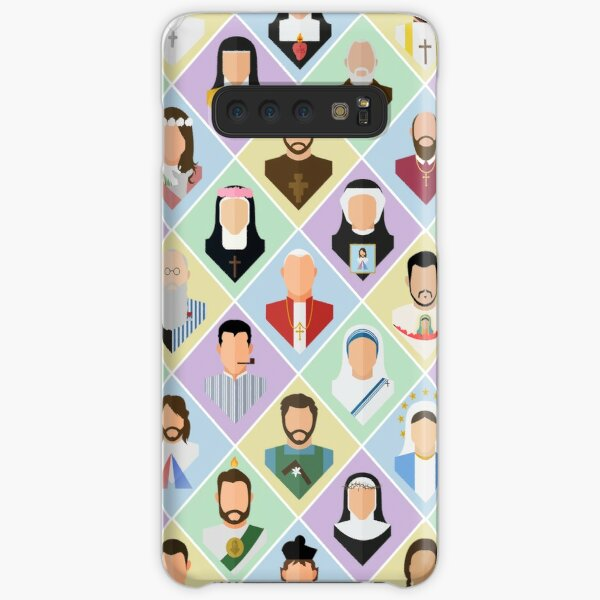 All Saints Collection 2017 Samsung Galaxy Snap Case