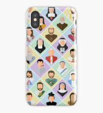 All Saints Collection 2017 iPhone Case/Skin