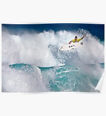Andy Irons Poster
