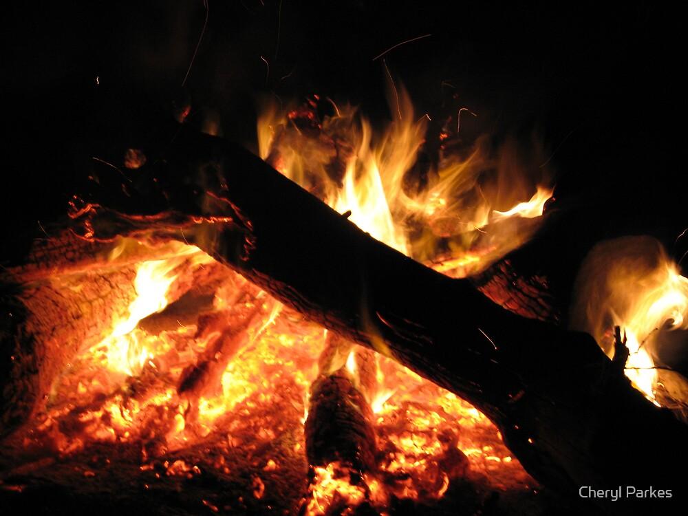 Fire by Cheryl Parkes