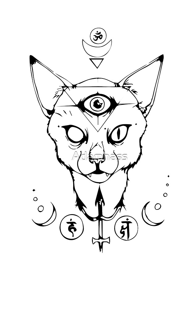 Ohm Cat by Adamhass