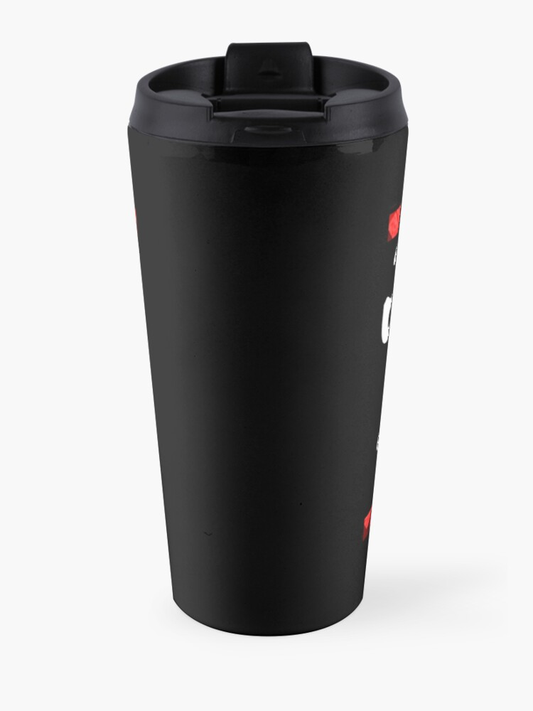Alternate view of Old school remix Travel Mug