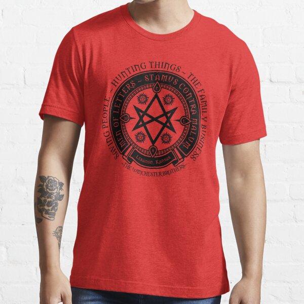 Men Of Letters Essential T-Shirt
