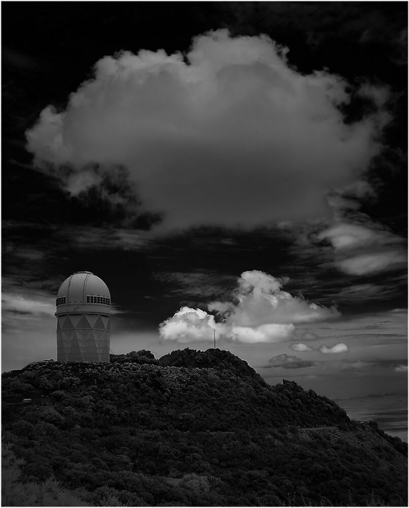 Mayall Telescope by Joseph Campbell