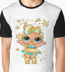 LOL Surprise Doll Luxe!  Graphic T-Shirt