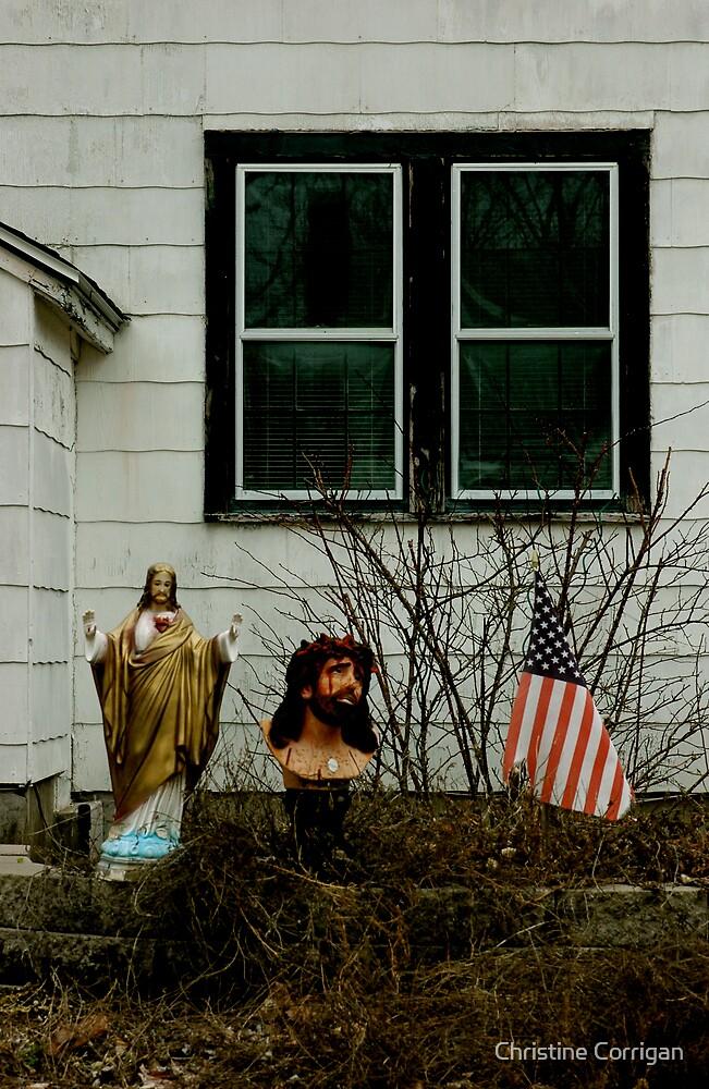 Jesus   by Christine Corrigan