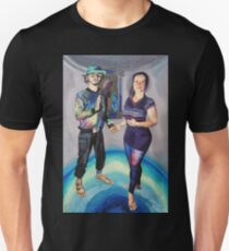 Humans in the Visionary Age Unisex T-Shirt