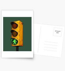 Bigfoot Crossing Postcards