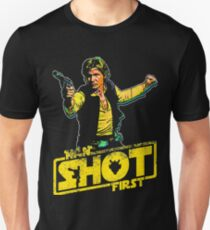 shot hero Unisex T-Shirt