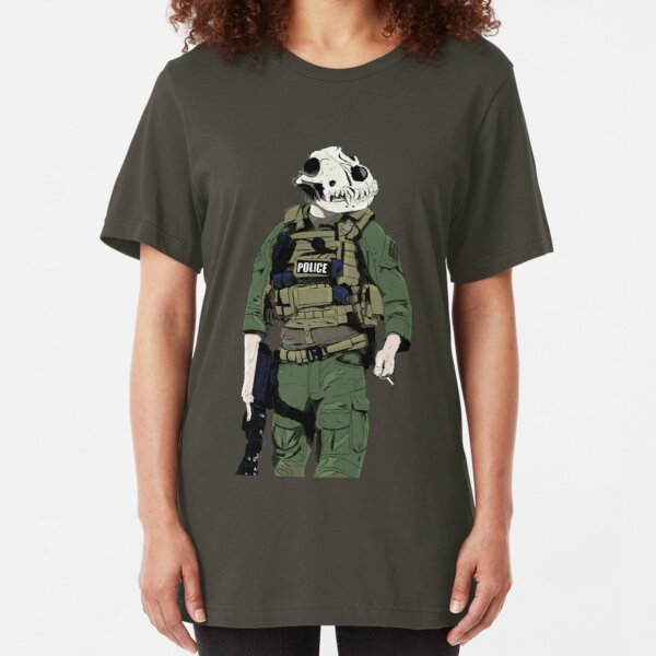 K9 Slim Fit T-Shirt