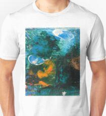 Mini World Environmental Blues 4 T-Shirt