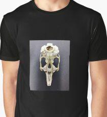 Rabbit Skull Horror Jaw Bones Skeleton Nighmare Evil RPG best selling, top selling redbubble artist Graphic T-Shirt