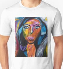 Powerful Woman Unisex T-Shirt