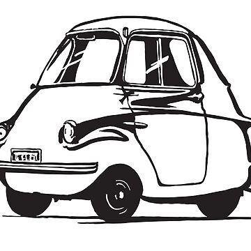 Totally Cool Vintage Scootacar by studiolabeleven