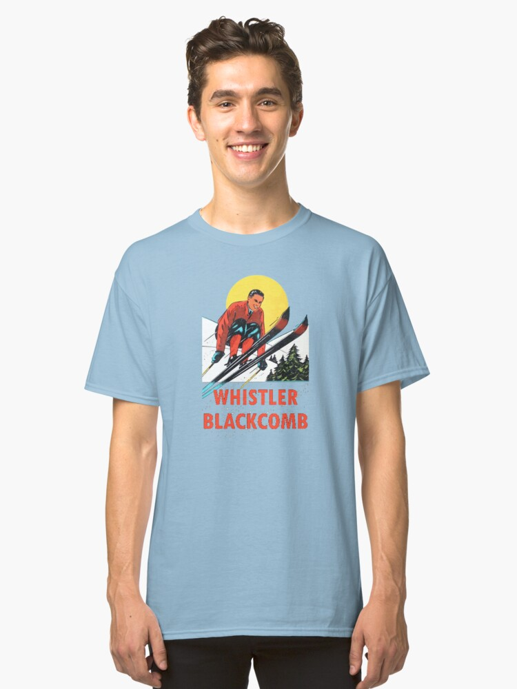 Whistler Mountain Epoca T-shirt qQia2Yo